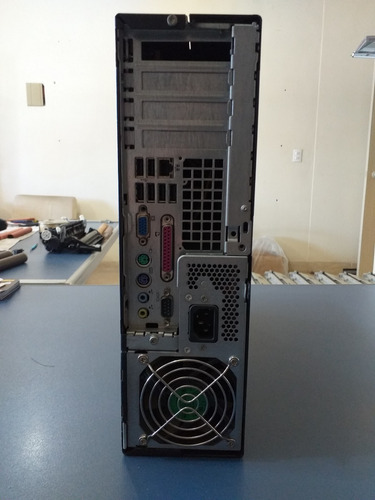 desktop hp compaq dc5100 sff