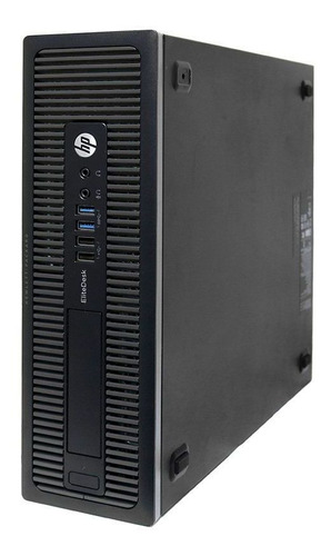 desktop hp elite 800 g1 intel  i7 8gb 500gb  - usado