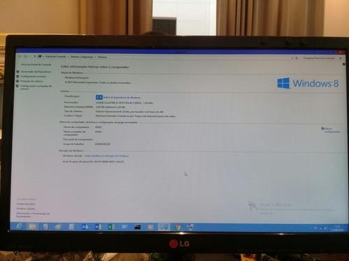 desktop hp elite 8300 small core i5 windows 10 ssd 480 gb.