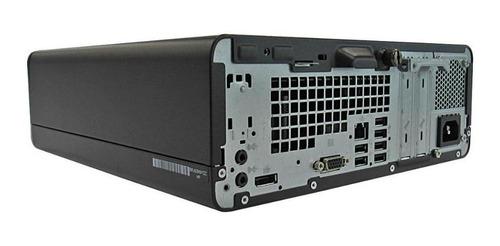 desktop hp prodesk 400 g4 sff core i5 7500 8gb ddr4 500gb