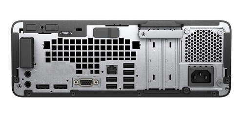 desktop hp prodesk 600 g3 sff g4400 8gb 128gb win10 pro 2uk73ep#ac4