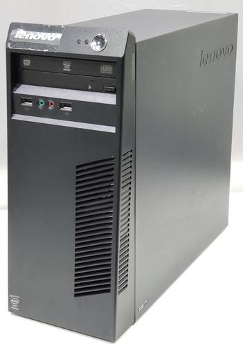 desktop lenovo 63 pentium g3250 4gb 120ssd dvdrw