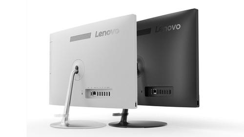 desktop lenovo i3 8gb 1tb ideacentre 520 aio 22'' (silver)