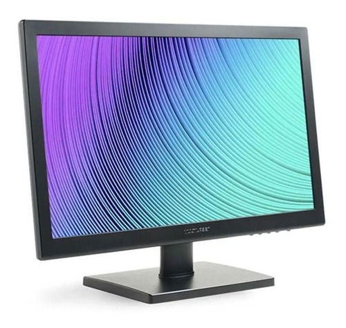 desktop linux com monitor 18.5 polegadas multilaser dual cor