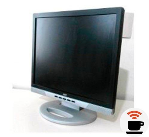 desktop + monitor 15  athlon x64 dual core mem 1,5gb hd 80gb