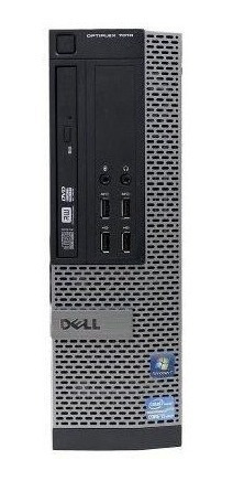 desktop optiplex dell 7010 mini i5 8gb 250gb - usado