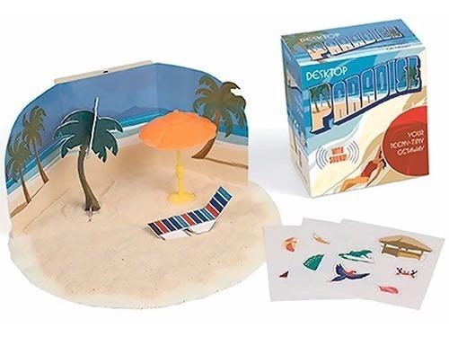 desktop paradise your teeny tiny getaway miniatura de praia