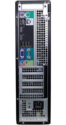 desktop usado dell optiplex 990int i7 8gb 320gb brinde