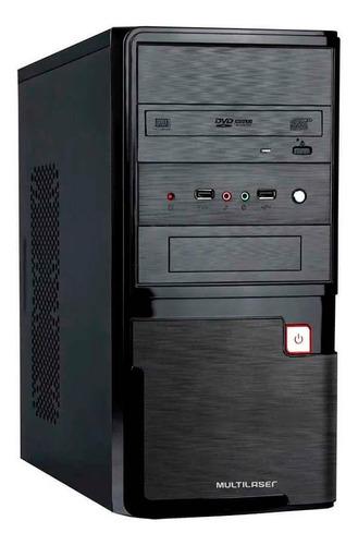 desktop windows 4gb /500gb intel dual core - dt004