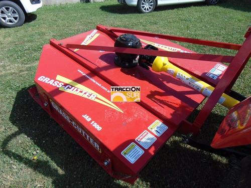 desmalezadora 3 puntos nueva 1,20 mt tractor