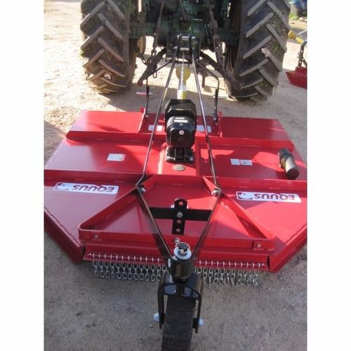 desmalezadora arrastre tractor 3 puntos equus 1,20 1,50 1,80