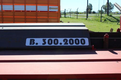 desmalezadora baima b.300.2000