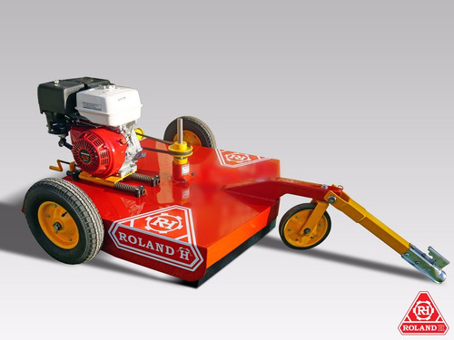 desmalezadora de arrastre p/ minitractor roland h motor 13hp