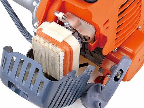 desmalezadora motoguadaña 52cc filtro de papel profesional