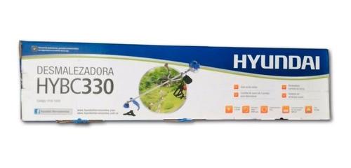 desmalezadora motoguadaña bordeador hyundai 33cc arnes tanza