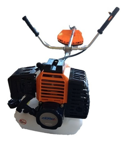 desmalezadora motoguadaña bordeador naftera zero 52cc zedm52