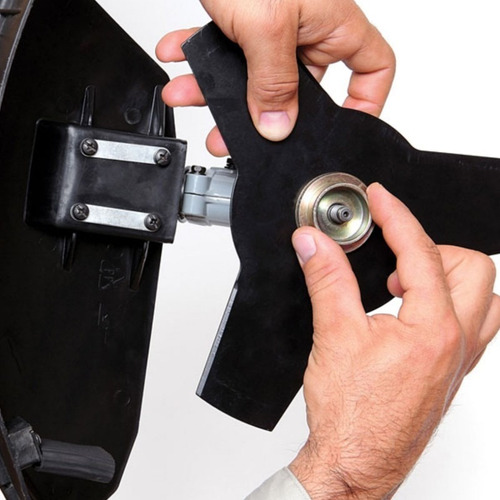 desmalezadora orilladora 2t 43cc 1.8hp gst43 black + decker