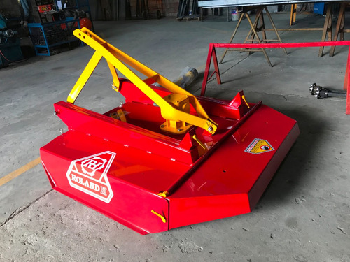 desmalezadora para tractor roland h005 cola rebatible 1,5mts