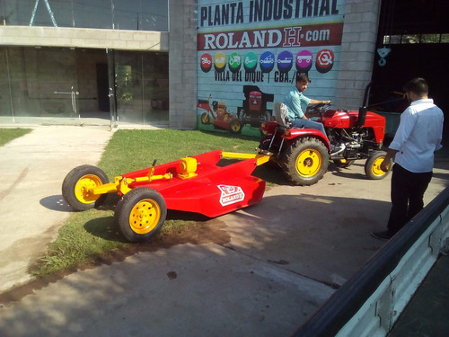 desmalezadora para tractor roland h005 de arrastre 1.50mts