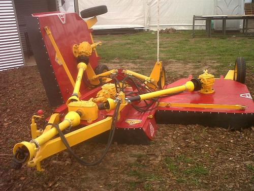desmalezadora para tractor roland h430 pro articulada 4,3mts