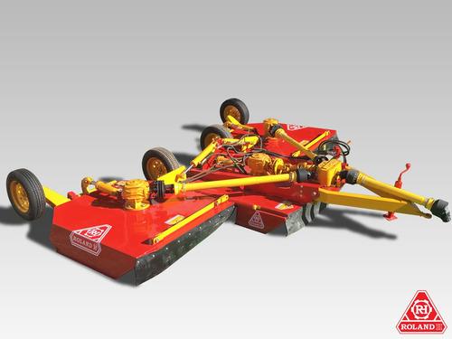 desmalezadora roland h430 pro accionamiento levantes hidrául