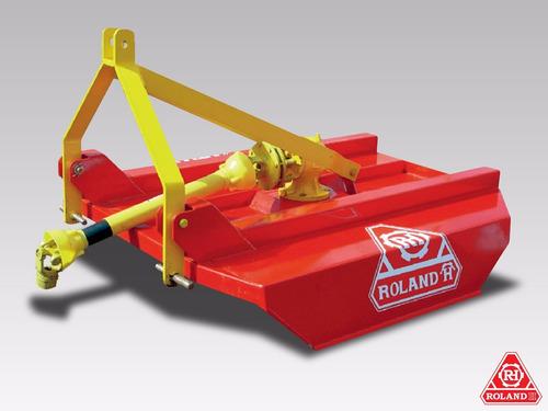 desmalezadora rotativa roland h005 std 3 puntos de 1,50 mts