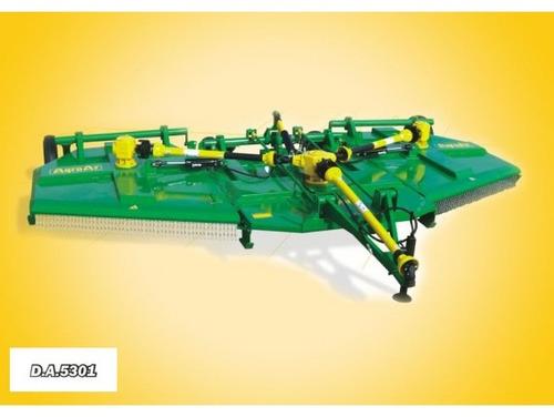 desmalezadora-trituradora articulada agroar da 5301