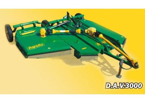 desmalezadora-trituradora articulada agroar dav 3000