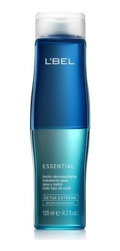 desmaquillador essential para ojos y ro - ml a $263