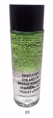 desmaquillador maquillaje profesional mac + envio gratis