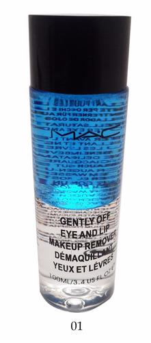 desmaquillador maquillaje profesional mac + labial + envío g