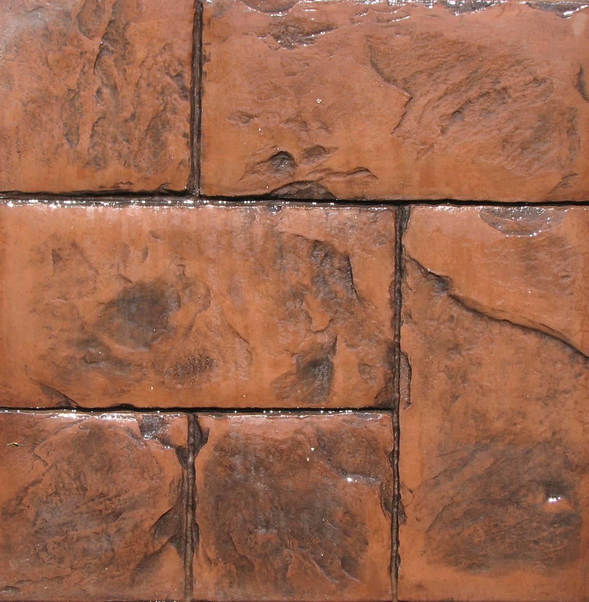 Desmoldante para concreto estampado en mercado Cemento estampado fotos