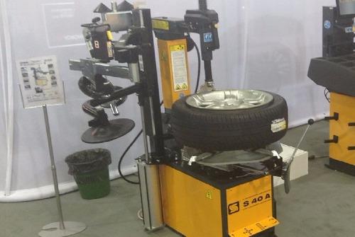desmontadora de neumáticos sice s40a origen italia