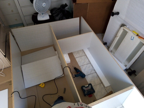 desmontagem e montagem móveis em geral