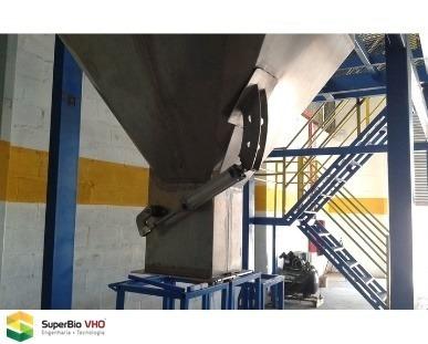 desmontagens de plantas industriais