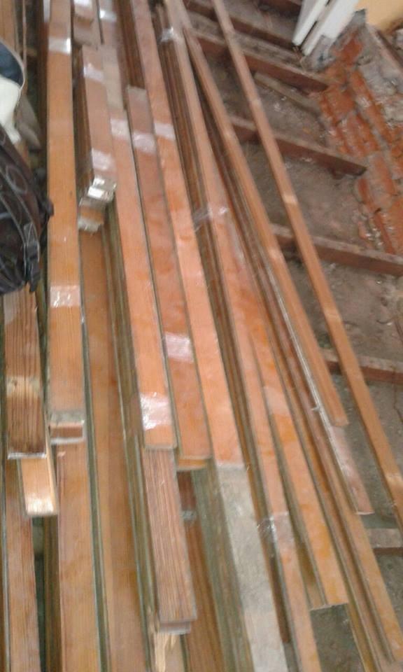 Desmonte y compra de pisos de pinotea listonada y tirantes en mercado libre - Pisos compra ...