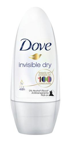 desodorante antit bolilla dove invisible dry 50ml