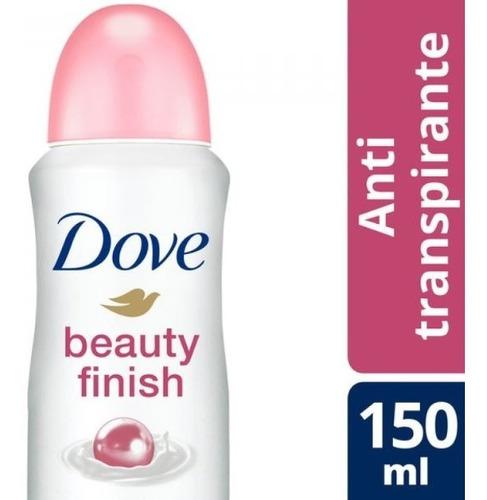 desodorante antitranspirante dove beauty finish 150 ml