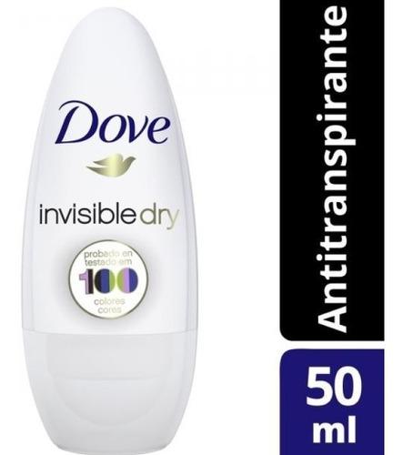 desodorante antitranspirante dove invisible dry roll on 50 m