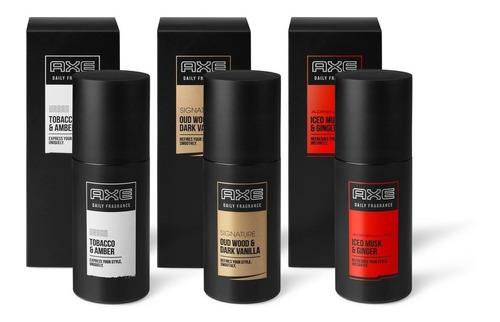 desodorante axe pump adrenaline x 150ml