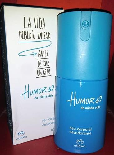 desodorante corporal humor x100ml
