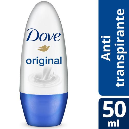 desodorante dove roll on original x 50ml