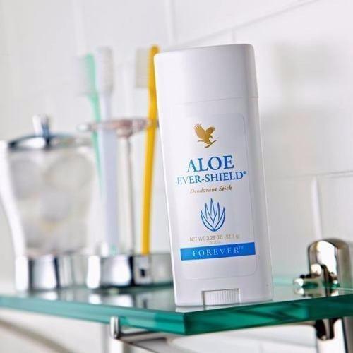 desodorante libre de aluminio - forever living products