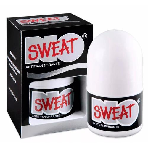 desodorante no sweat adios al sudor excesivo no sufra mas