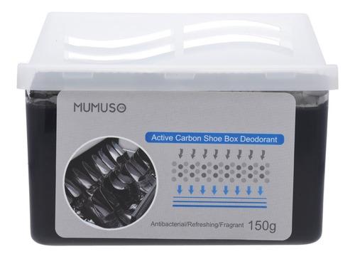 desodorante para zapatos mumuso active carbon 2 pzs.