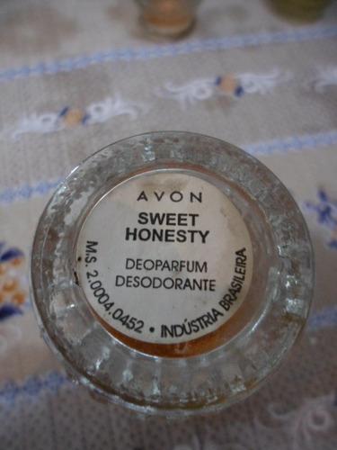 desodorante perfum  avon antigo dos anos 70/80 p/ decoração