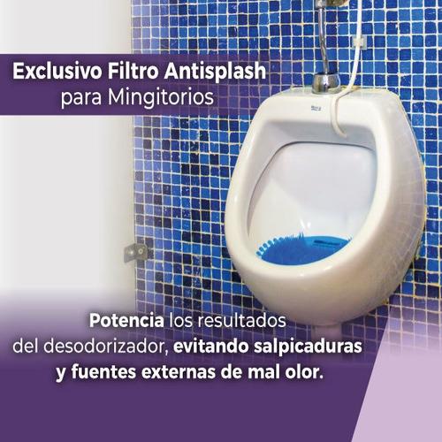 desodorización de baños prohygiene