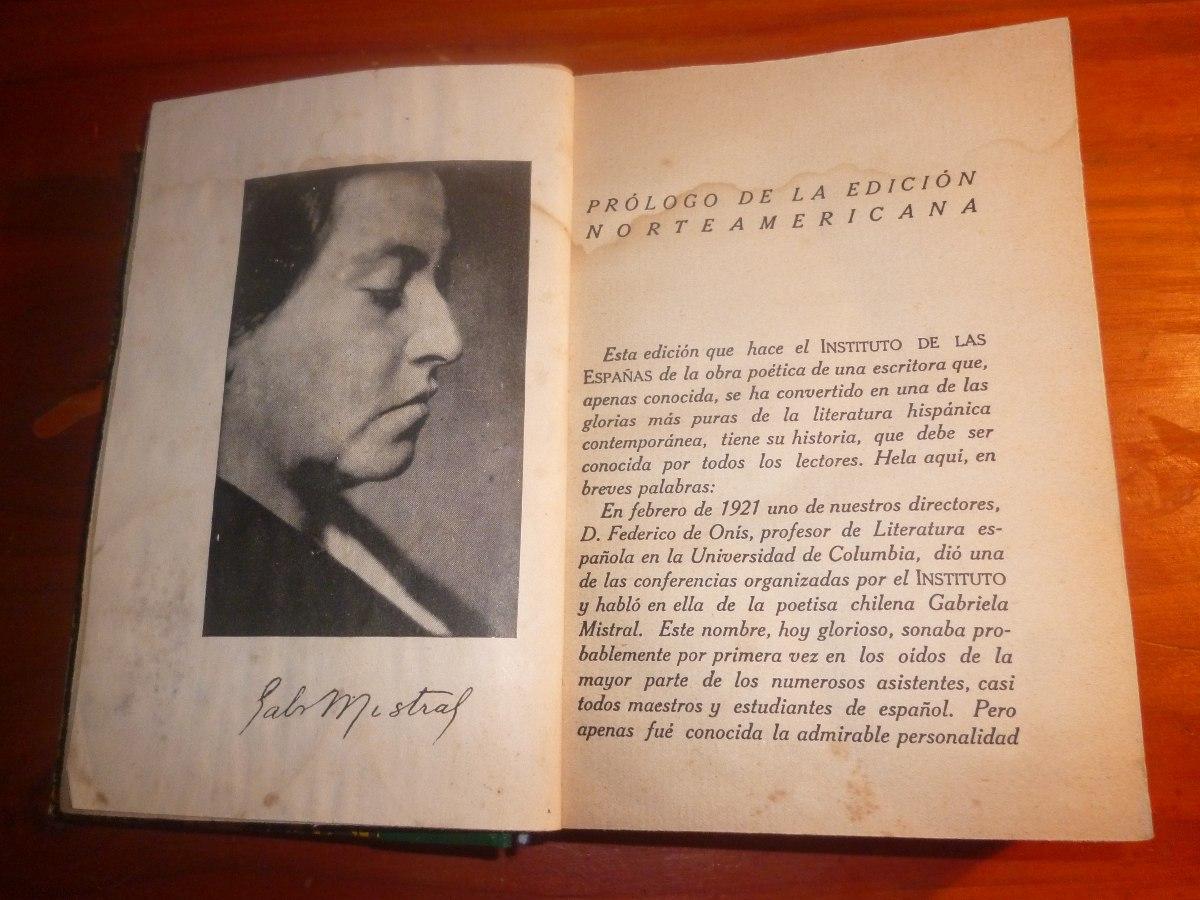 Ternura - Gabriela Mistral - Google Books