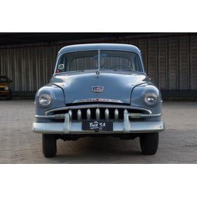 Desoto Diplomat 1951 - Inteiro Original