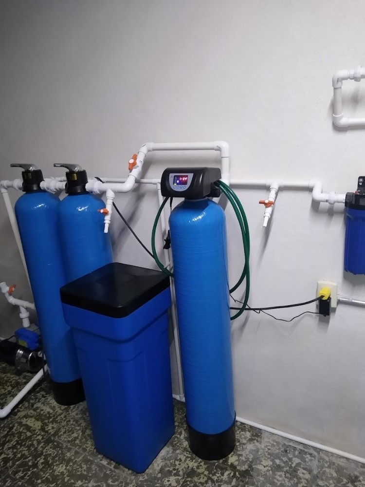 despachador automatico de agua purificada 24/7